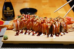 The Mandarin Roll
