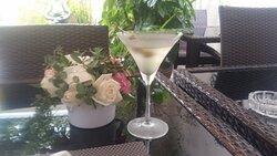 Pre-Lunch Martini