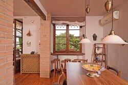 appartamento suite molino cucina