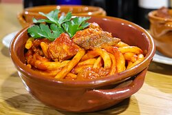 """""""'A dominica de'u massaru"""" è il piatto tipico dei giorni di festa secondo la ricetta tradizionale del posto!"""