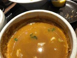 濃厚系 カレーつけ麺