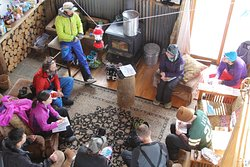 Hut Based Avalache Course