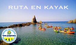 Kayak Cabo de Gata - Toyo Aventura