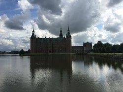 Frederiksborg Slot.