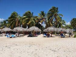 Playa Ancon.