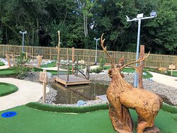 Woodland Adventure Golf Course