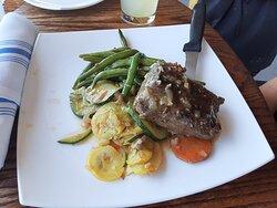 Steak ---yummy!