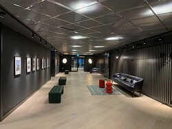 Fabulous, modern and clean hotel in Oslo