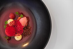 LE CHOCOLAT BLANC  @FOODFRAME PICTURE