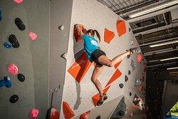 Durham Climbing Centre