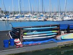 Mike's Paddle, Alameda, Ca