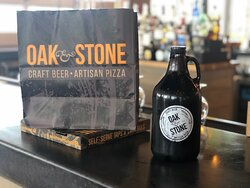 Take it TO GO or get delivery ... either way - we've got what you want ... amazing stone-fired, hand crafted artisan pizza and craft beer TO GO.