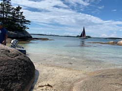 Shivers Island Beach