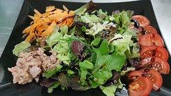 Salade melée