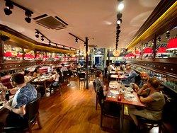Steak & Co Garrick Street ground floor