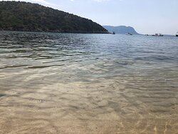Bellissima spiaggia ma troppo affollata!☀️