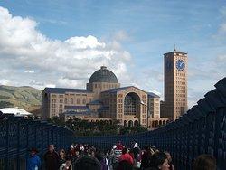 Basílica de Nossa Senhora Aparecida.