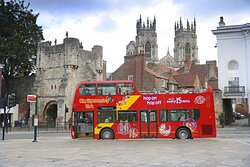 City Sightseeing York