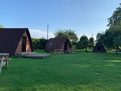 Excellent Wigwam Camping