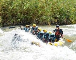Rafting del bueno!!