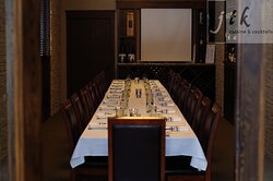 Private dining for parties