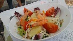 Salade CaraÏbe