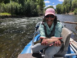Fly fishing, guides & family floats