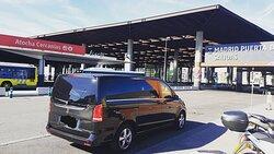 Transfer from Atocha train station (Madrid) to Malaga city 😎👍🏼
