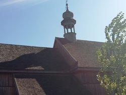 Kościółek w skansenie