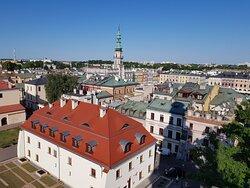 Stare Miasto w Zamościu