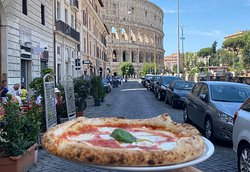 Pizza Forum al Colosseo