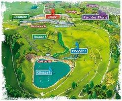 Le parc d'activités Cap Découverte