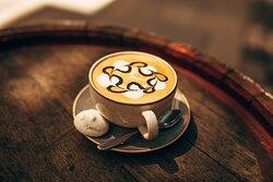 Wyśmienita kawa z lokalnej palarni
