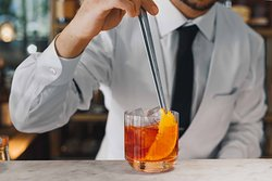 Our classic Negroni