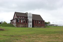 Gibbet hill Grill and silo