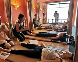 Previous moments with Karmayogi massage for life time experience.