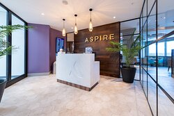 Aspire Lounge - Edinburgh Airport