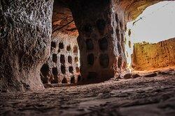 Cueva de los Cien Pilares