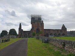 Lovely little abbey
