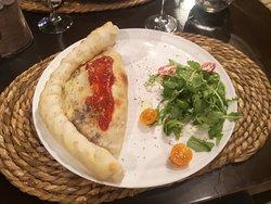 Jantar italiano espetacular