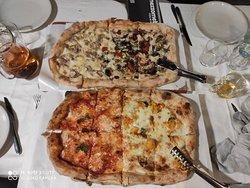 Ci sono stata questa sera per provare la pizza perché è stata consigliata da amici