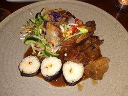 Asian Braised Beef