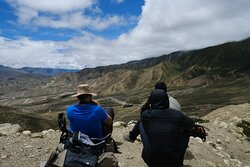 Upper Mustang trek!