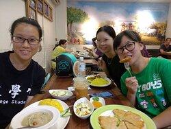 Friendship over good food at Spiceland.