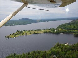 Great float plane trip