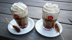 De Dokkumer koffie was heerlijk!