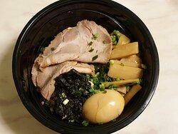 東京神山沾汁麵,日式風味在眼前
