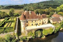 Schloss von Losse