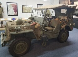 Our WWII 1942 Ford Jeep