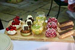 Farandole des desserts !
